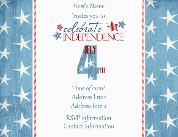 Tutorial how to make a postcard party invitation scrapgirls printable stopboris Images