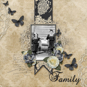 Family Ties JIF Plus Layout