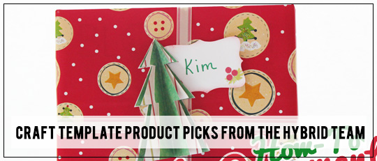 Craft Template Product Picks from the Creative Team - Intro Banner