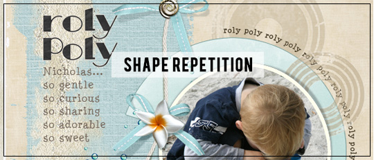 Shape Repetition