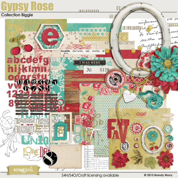Gypsy Rose Collection Biggie