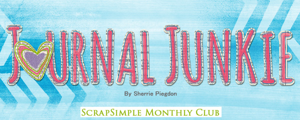 ScrapSimple Club Journal Junkie
