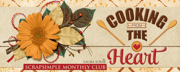 Cooking From the Heart - SS Club November 2015