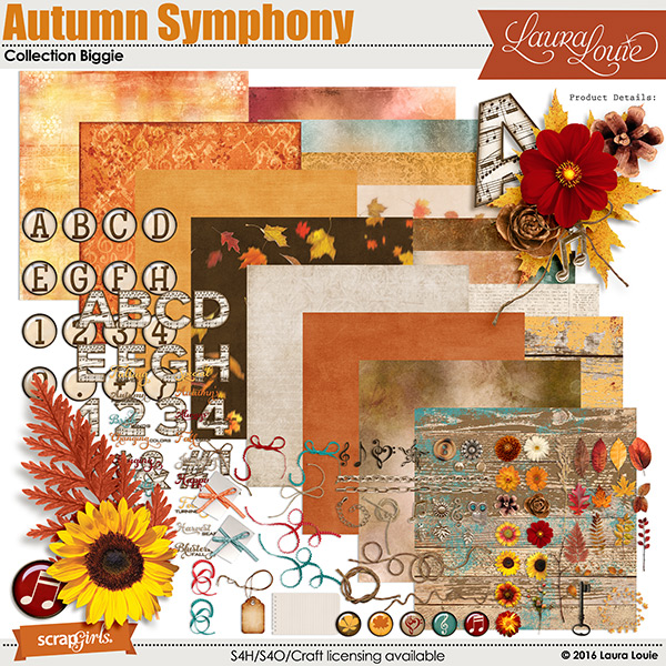 Autumn Symphony Collection