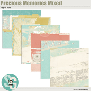 precious_memories_paper_mix_mini_kit