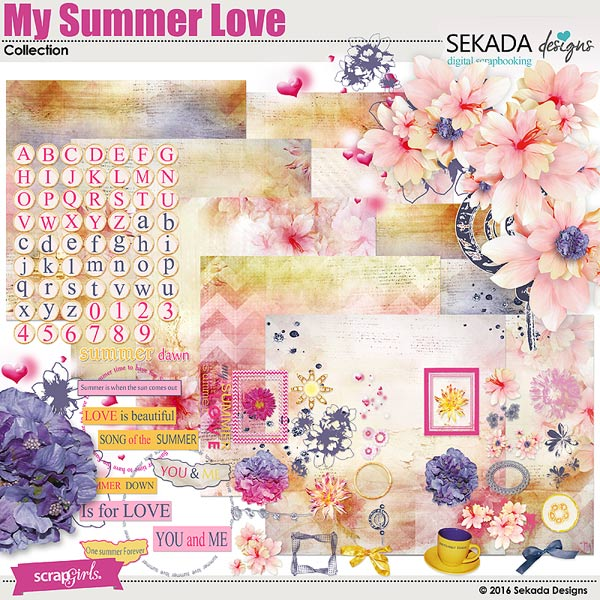 My Summer Love Collection