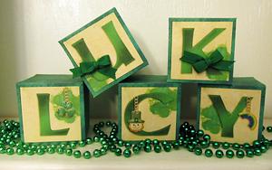 How to Make Decorative Blocks
