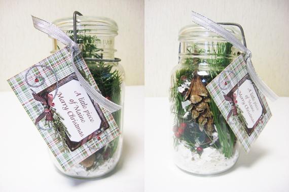 Printable Gift Jar Tags