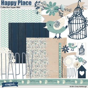 Happy Place Collection Super Mini