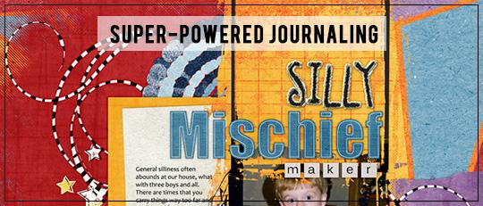 Super Powered Journaling