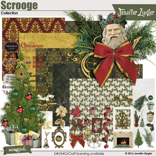 Scrooge Collection