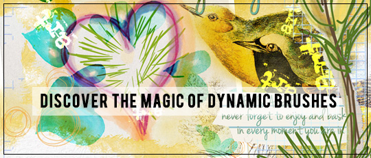 Discover the Magic of Dynamic Brush Sets