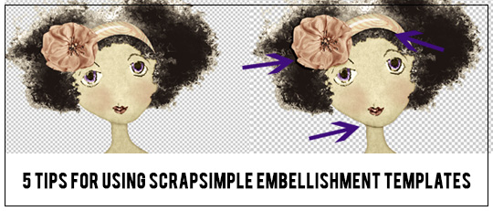 5 Tips for Using Embellishment Templates
