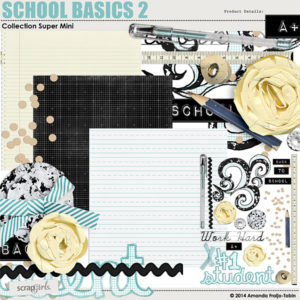 School Basics 2 Collection