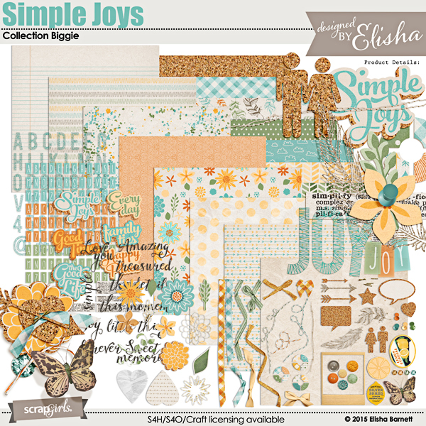 Simple Joys Collection