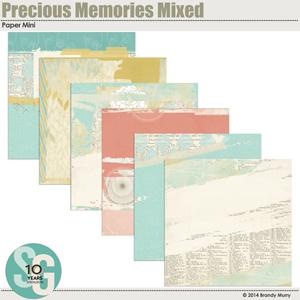 precious_memories_paper_mix_mini_kit