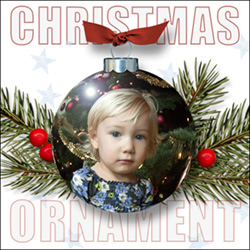 Christmas Ornament free video tutorial