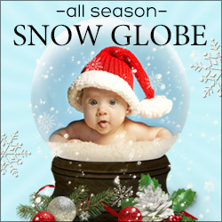 All Season Snow Globe video class