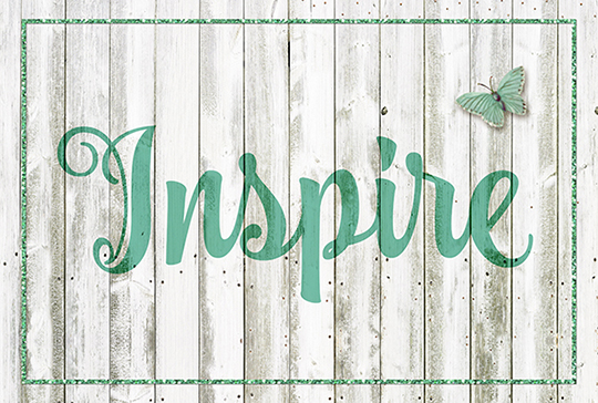 Inspire Word of the Year page